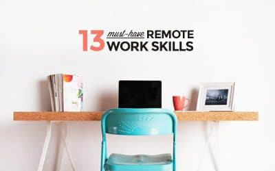 13 TIPS AND TRICKS FOR WORKING REMOTELY AND LOVING IT